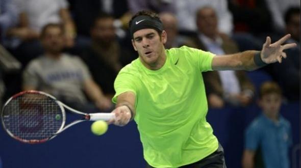 Del Potro, enorme: campeón del ATP de Basilea!!!!!