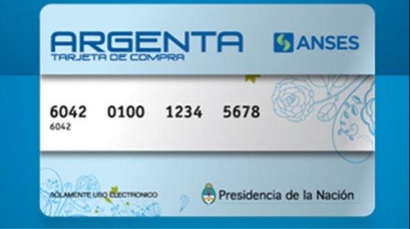 A partir del lunes se podrán  gestionar las tarjetas Argenta en Correo Argentino