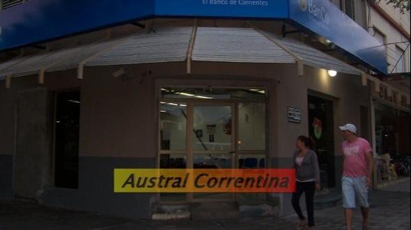 Aún no funcionan los cajeros automáticos del banco de Corrientes