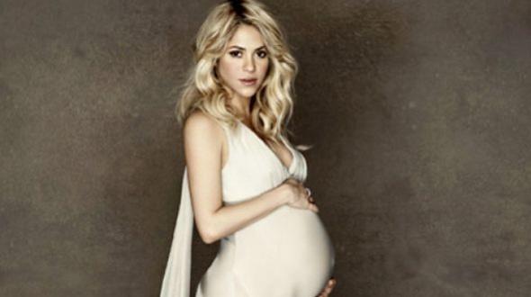 Nació el primer hijo de Shakira y Piqué