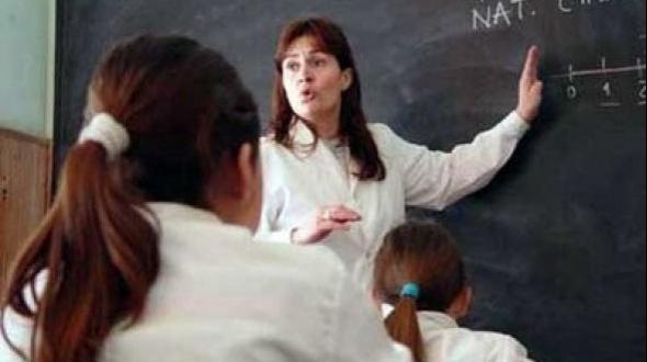 Aguinaldo y plus a los docentes suplentes