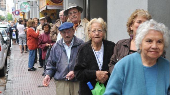 Cronograma de pagos de jubilados y pensionados nacionales