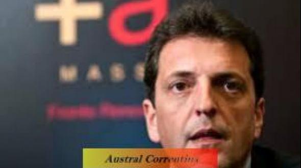"""Massa descartó toda posibilidad de sellar un pacto con Macri: """"De ninguna manera"""""""
