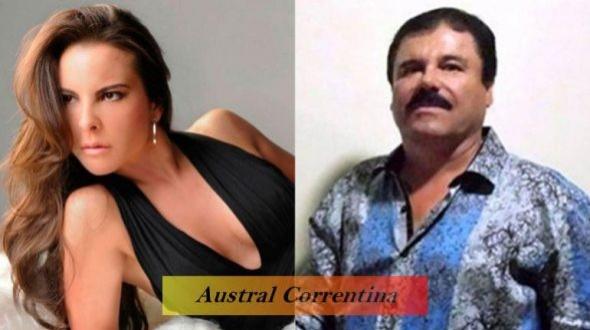 """Las 15 frases con las que Joaquín """"El Chapo"""" Guzmán intentó seducir a Kate del Castillo"""
