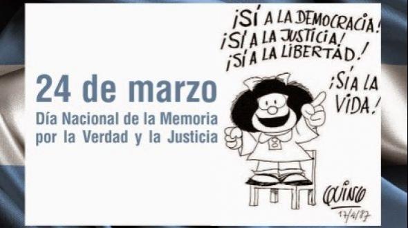 Día nacional de la memoria