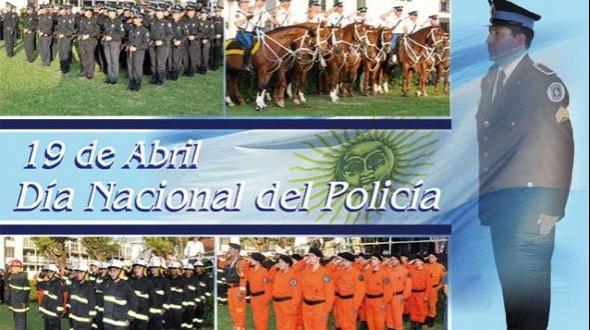 Día nacional de la policía