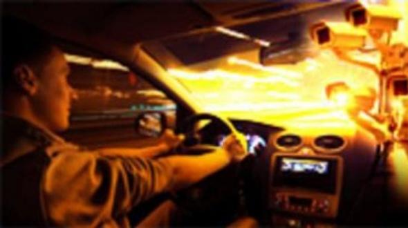 Radares para controlar el uso del cinturón de seguridad y salvar vidas