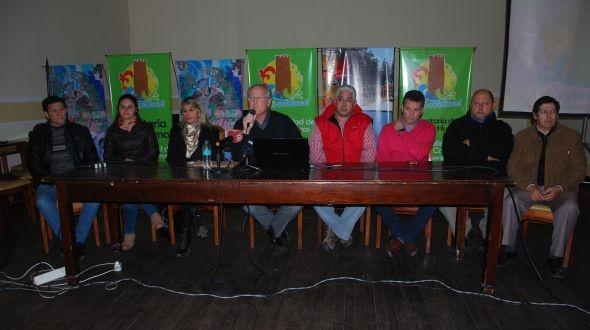 Conferencia de prensa del intendente municipal: La oposición no tiene argumentos ni propuestas
