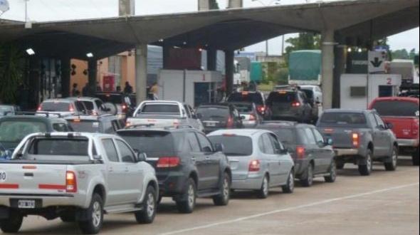"""A partir del lunes queda sin efecto el """"Cero Kilo"""" en frontera con Argentina"""