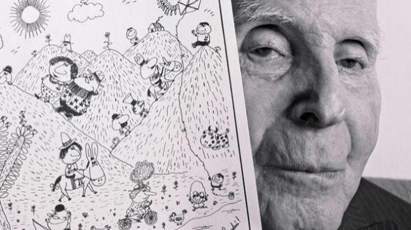 Murió Landrú, un gran referente del humor gráfico argentino