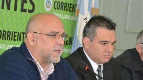 Juan Carlos Álvarez reemplazará a Vignolo en la Secretaría de la Gobernación