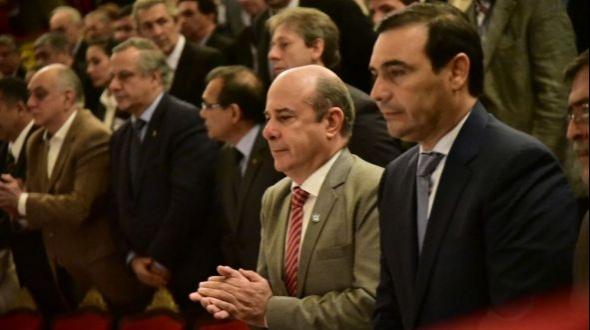 Se confirmó la fórmula a la gobernación de ECO+Cambiemos: Gustavo Valdés- Gustavo Canteros