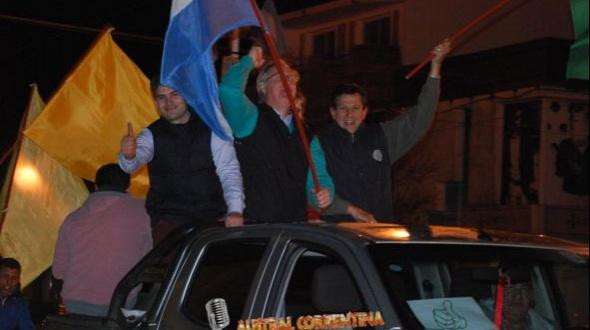 Alianza Encuentro por Corrientes Eco + Cambiemos: Candidatos a concejales