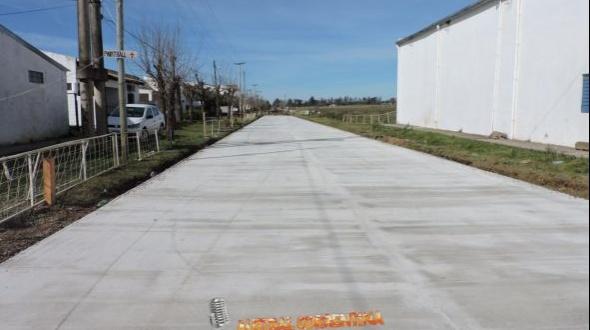 Pavimentación de Avda. Armenia