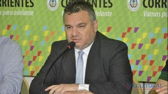 Juan Carlos Álvarez asume hoy en la secretaría General de la Gobernación