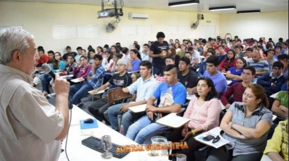 Centenares de estudiantes de Escuelas EFAs se integraron a las jornadas de formación productiva y educativa