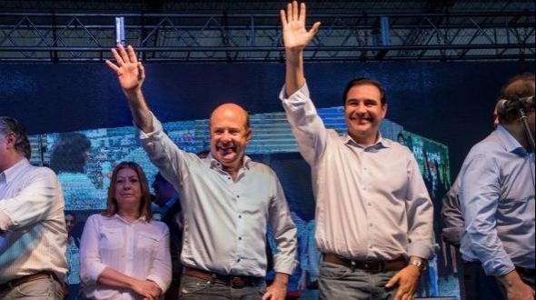Resultados Parciales: Eco - Cambiemos obtuvo 52,31 %