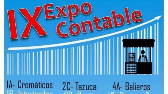 Reprograman la IX Expo Contable