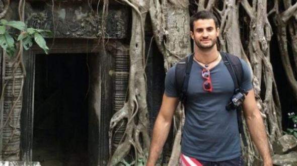 Este es el argentino que murió en la India tras ser atacado por un toro