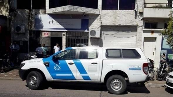Allanamiento en la Casa de Gobierno de Chaco