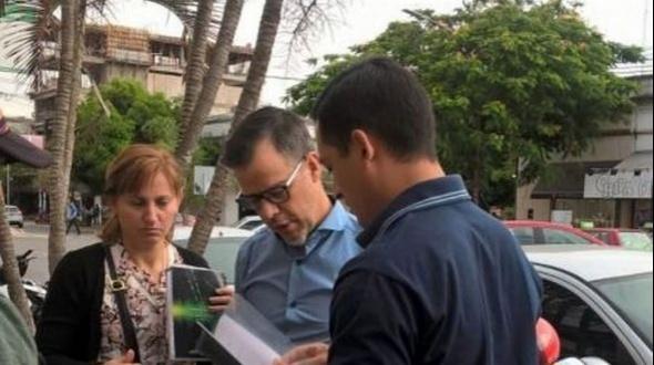 Se entregaron los exfuncionarios con pedido de detención en Chaco
