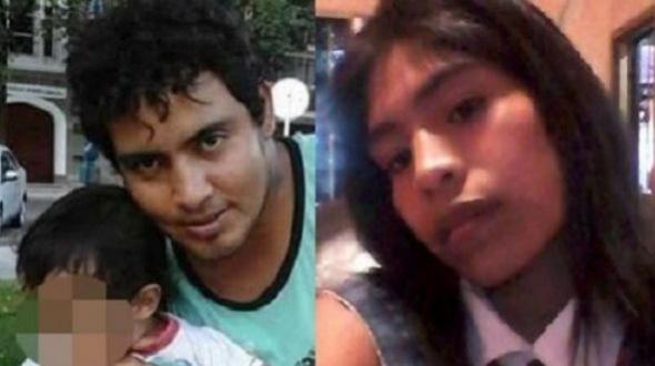 Mataron a golpes a su hijo de 1 año y 10 meses porque les rompió la tv