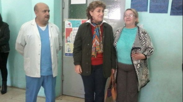 Hospital Robinson: Homenaje a Ana Roca de Bonatti
