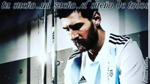 Argentina no pudo mantener la ventaja y arranca su sueño mundialista con una igualdad ante Islandia