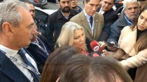 Carrió dijo que un frigorífico de Victoria traía cocaína desde Bolivia y ahora quieren que lo declare ante la Justicia