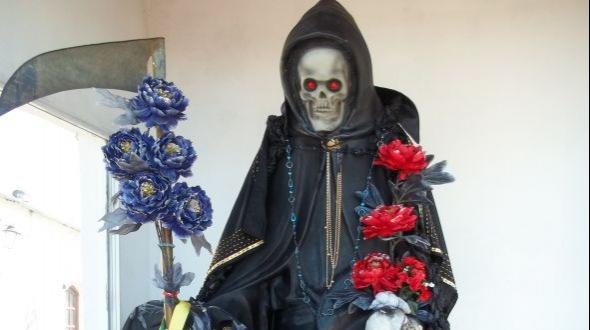 Hoy se celebra a San La Muerte, un culto que crece en el país