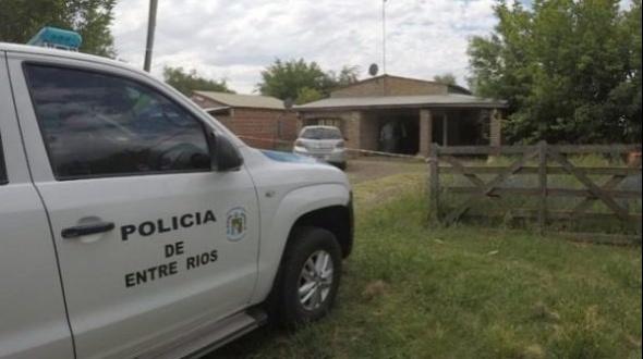 Delante de sus hijas asesinó a su ex pareja y luego se quitó la vida