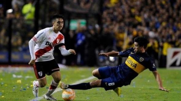 Conmebol confirmó que Boca y River jugarán hoy a las 16