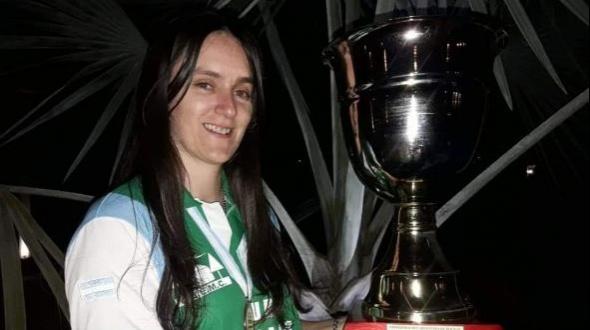 Silvia Fucenecco se consagró como campeona nacional de bochas