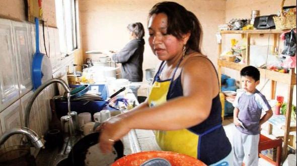 El Indec medirá el trabajo de las amas de casa