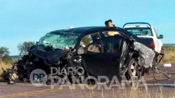 Cuatro personas perdieron la vida tras fatal accidente sobre ruta Nacional 9