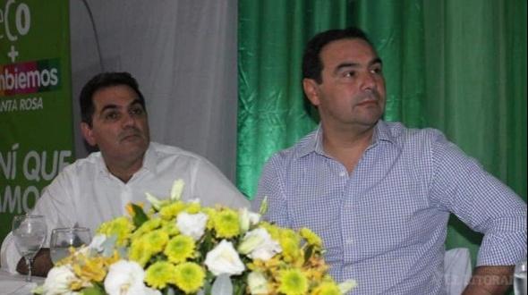 Valdés recorre el interior con la campaña en la mira y los socios sellan alianzas