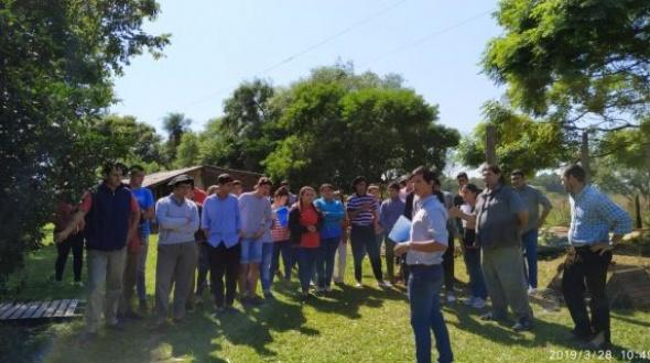 HLB: Capacitación a estudiantes y docentes en Ituzaingó
