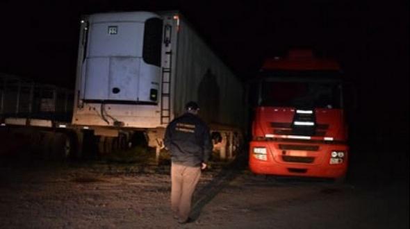 Recuperan en Gualeguaychú un camión robado en Corrientes