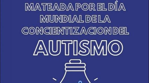 2 de abril: Mateada por el Día Mundial del Autismo