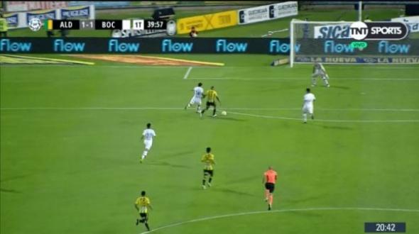 Aldosivi-Boca: el xeneize se puso rápido en ventaja pero llegó el empate del local