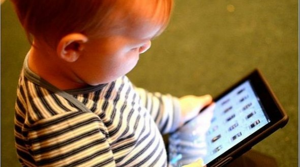Menos pantallas electrónicas para niños