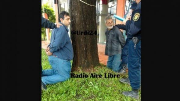Detuvieron en Entre Ríos al atacante de Olivares y Yadón