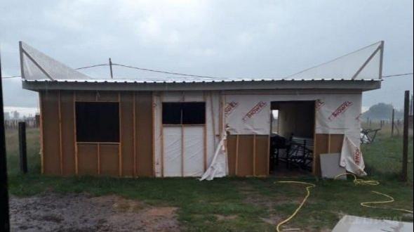 Denuncian a una empresa constructora de casas prefabricadas por presuntas estafas