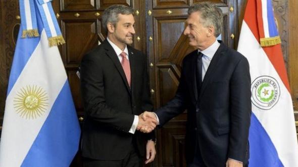 Macri y Abdo inaugurarán el paso fronterizo Ituzaingó - Ayolas
