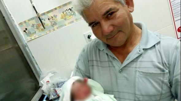 Luis Nazareno será el nombre del bebé hallado en San Luis del Palmar