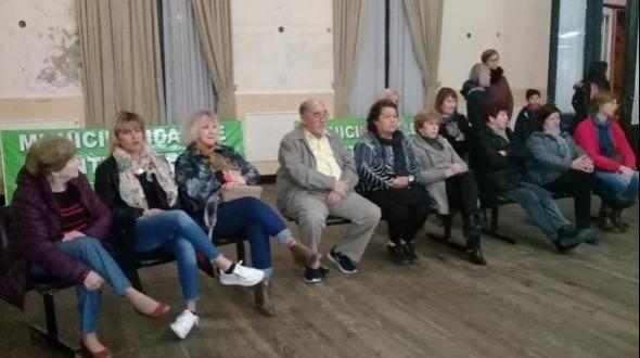 Temas tratados en la última sesión del Concejo y petitorio de los vecinos