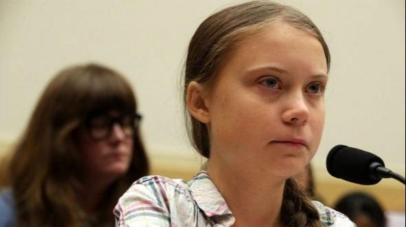 Greta Thunberg, favorita a ganar el Premio Nobel de la Paz