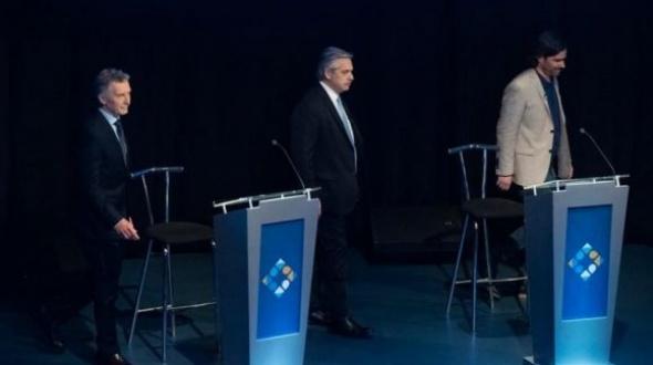 Los cruces más fuertes entre Mauricio Macri y Alberto Fernández