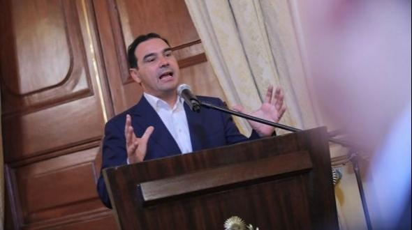 """""""Hay una oferta del Grupo Sarandí para instalarse en Goya"""""""