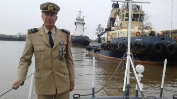 Ibáñez, el correntino que recibió la máxima distinción militar que otorga la Nación Argentina